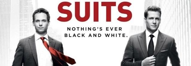 Suits - logo